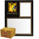 C78-2 Hockey Fireball Memory-Mates 3ply Case of 100