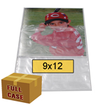 P1 9x12 Polyethylene Bags Case of 1000