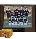 BUDP 9x7 Budget Appreciation Plaque with 7x5 Photo Pocket Case-20