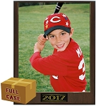 IP10 9x12 Sports Plaques for 8x10 Portrait with Slip-in Acrylic Case of 20