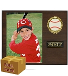 IP57 8x10 Sports Plaques for 5x7 Portrait with Slip-in Acrylic Case of 20