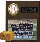 SP00 8x10 Standard Appreciation Plaque with 7x5 Slip In Acrylic Case-20